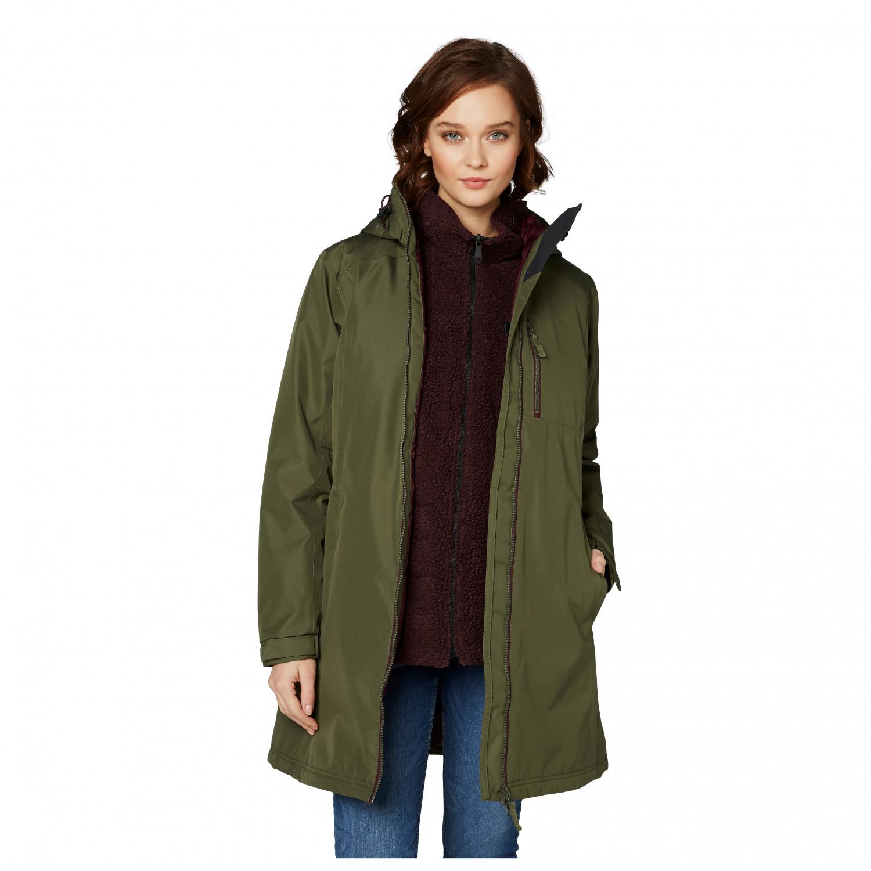 9be1392b ... Helly Hansen - Women's Long Belfast Winter Jacket - Winter jacket ...
