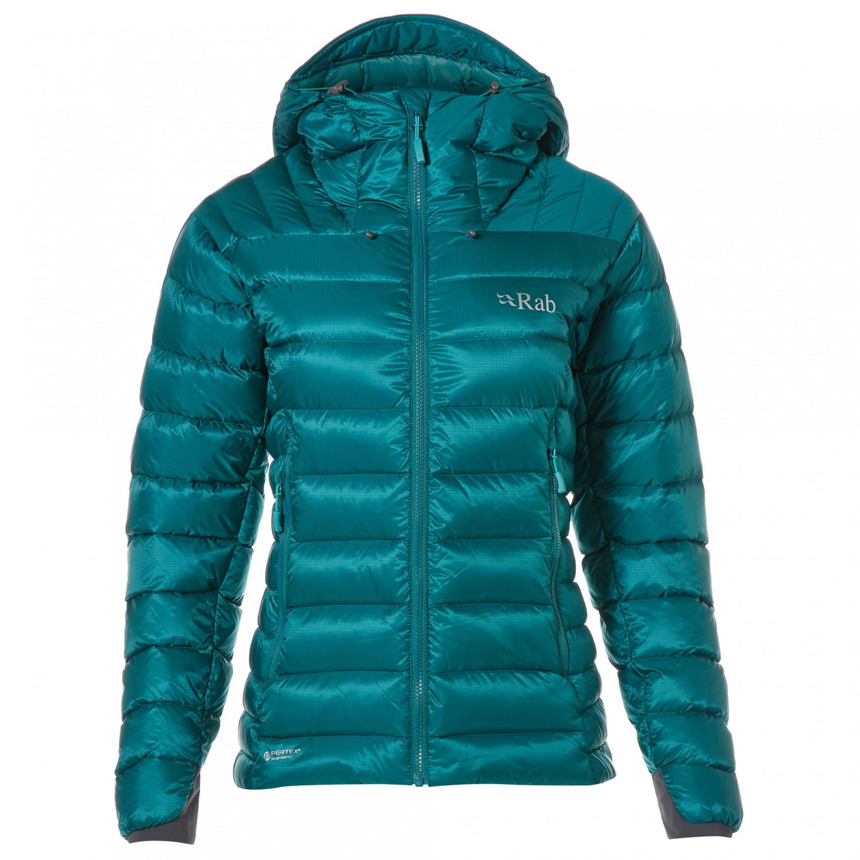 magasin en ligne 540d7 3abd7 Rab - Women's Electron Jacket - Doudoune - Celestial / Blueprint | 08 (UK)