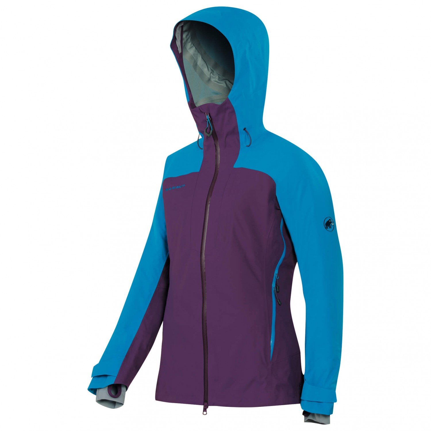 reputable site 6b3c3 2fbcd Mammut Luina Tour HS Hooded Jacket - Skijacke Damen online ...