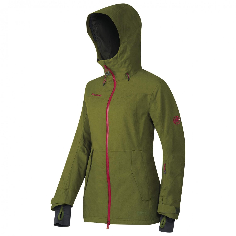 finest selection 415b4 598b6 Mammut - Niva HS Hooded Jacket Women - Skijacke