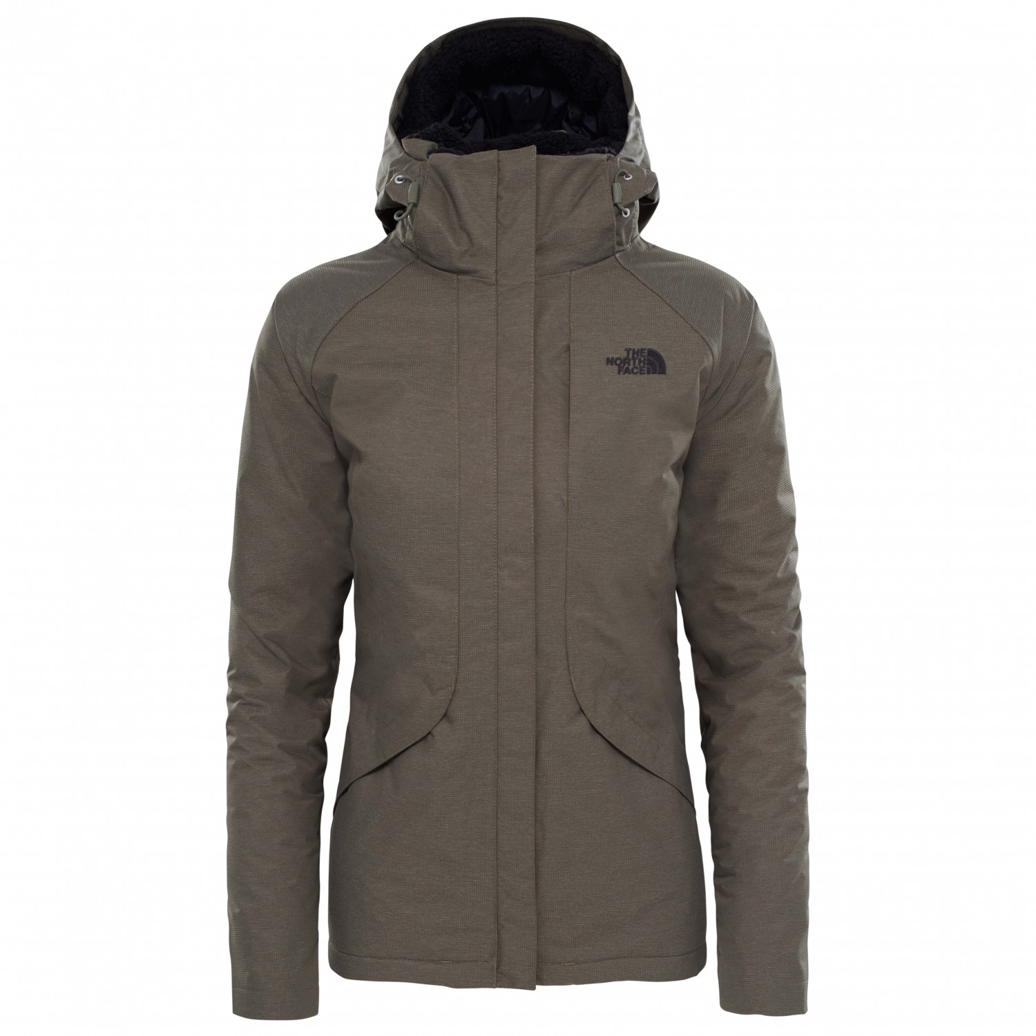 The North Face Inlux Insulated Jacket Women's | Free UK ...