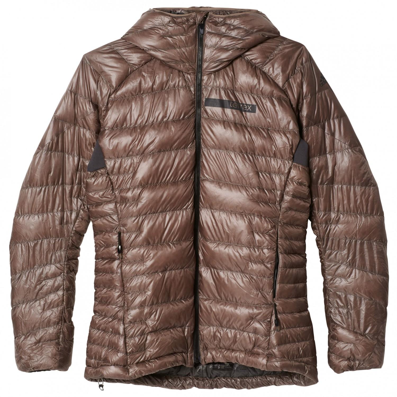 adidas tx climaheat agravic down jacket daunenjacke