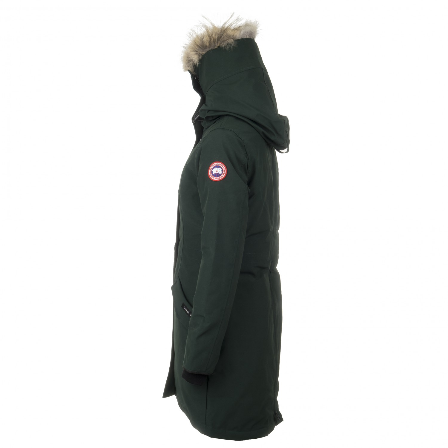 canada goose ladies rossclair parka black
