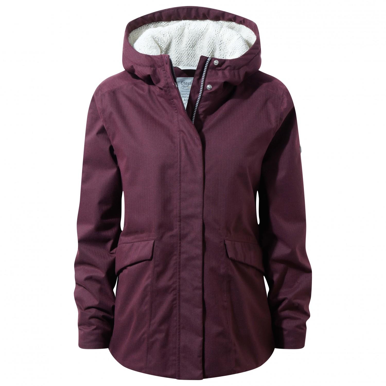 glatt 100% authentisch gute Qualität Craghoppers - Women's Lindi Jacket - Winterjacke