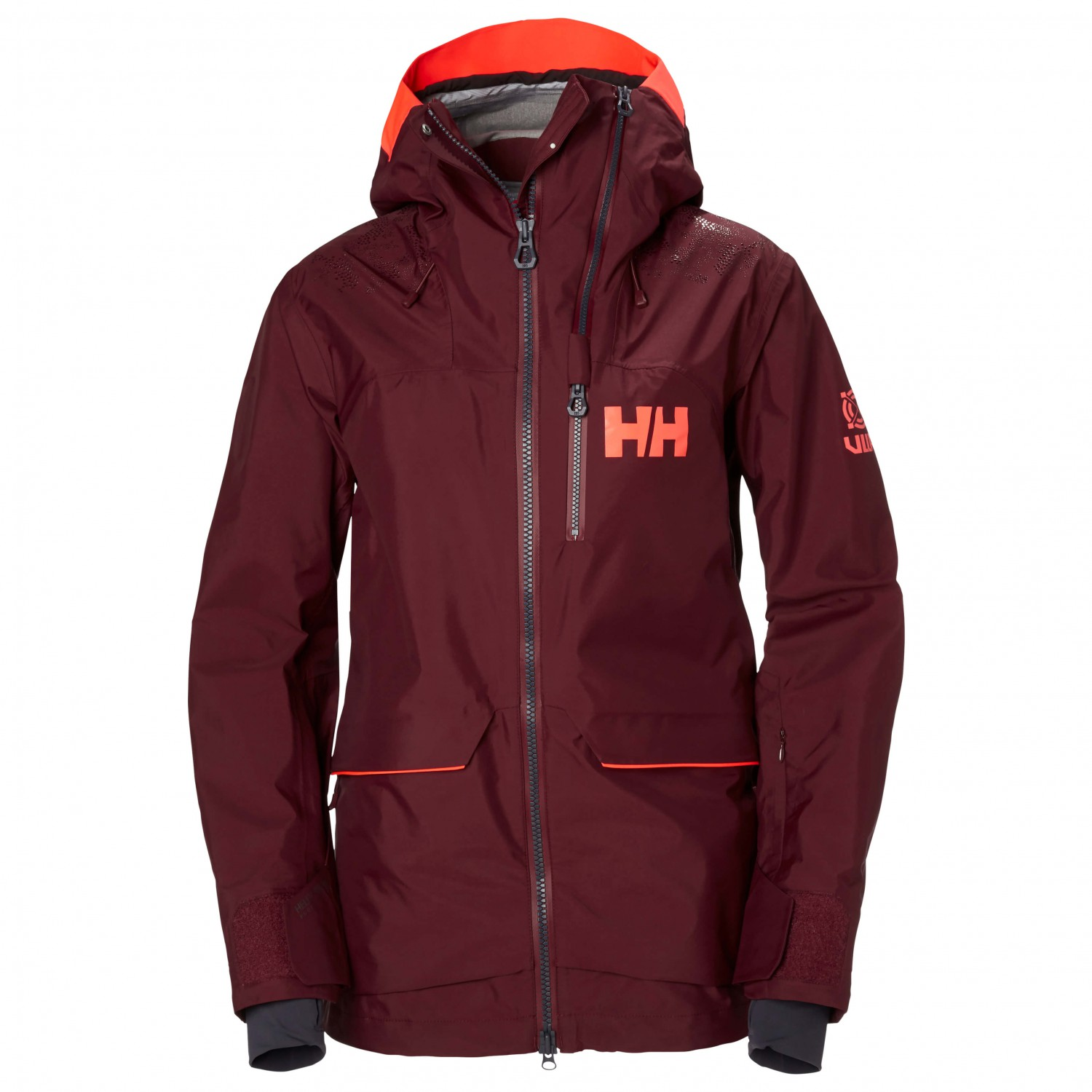 helly hansen aurora shell jacket ski jacket women 39 s free uk delivery. Black Bedroom Furniture Sets. Home Design Ideas