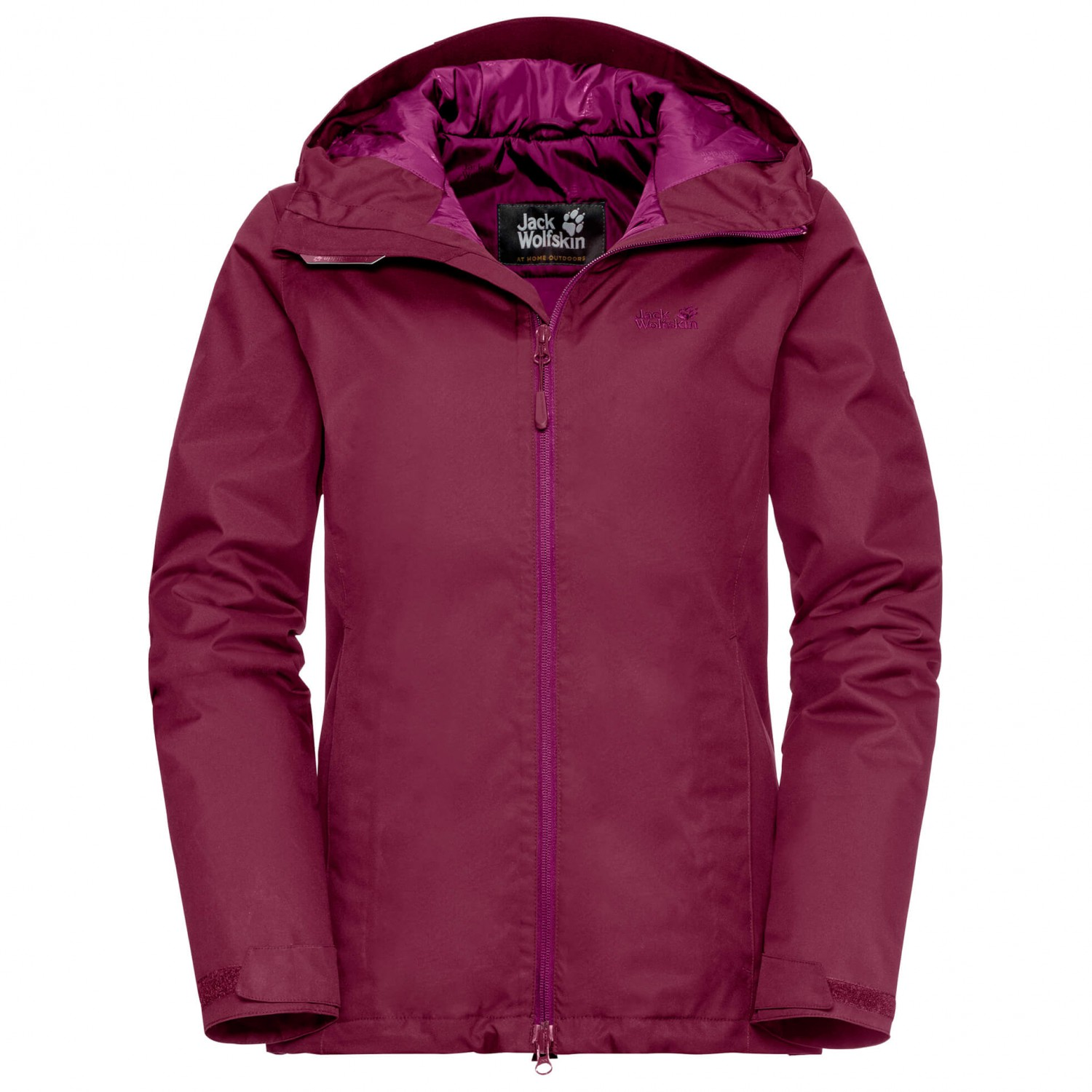 Veste Wolfskin Women Jack Synthétique Chilly Morning fzqfFYw