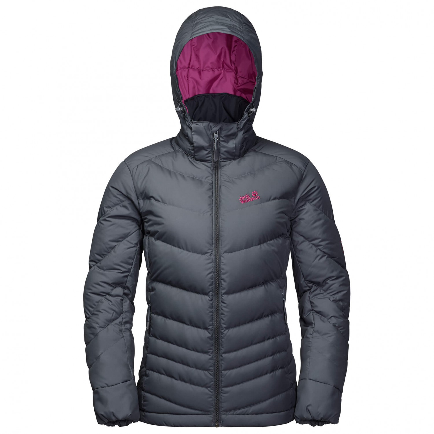 best service cac01 27435 Jack Wolfskin Selenium - Giacca in piumino Donna | Acquista ...