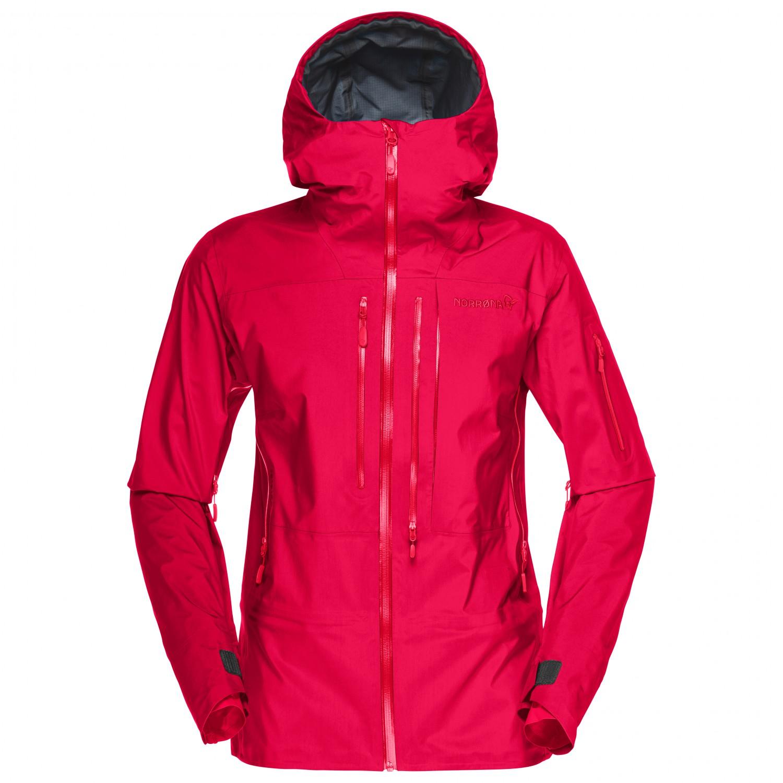 Norrøna - Women s Lofoten Gore-Tex Pro Jacket - Ski jacket ... afd39b37c