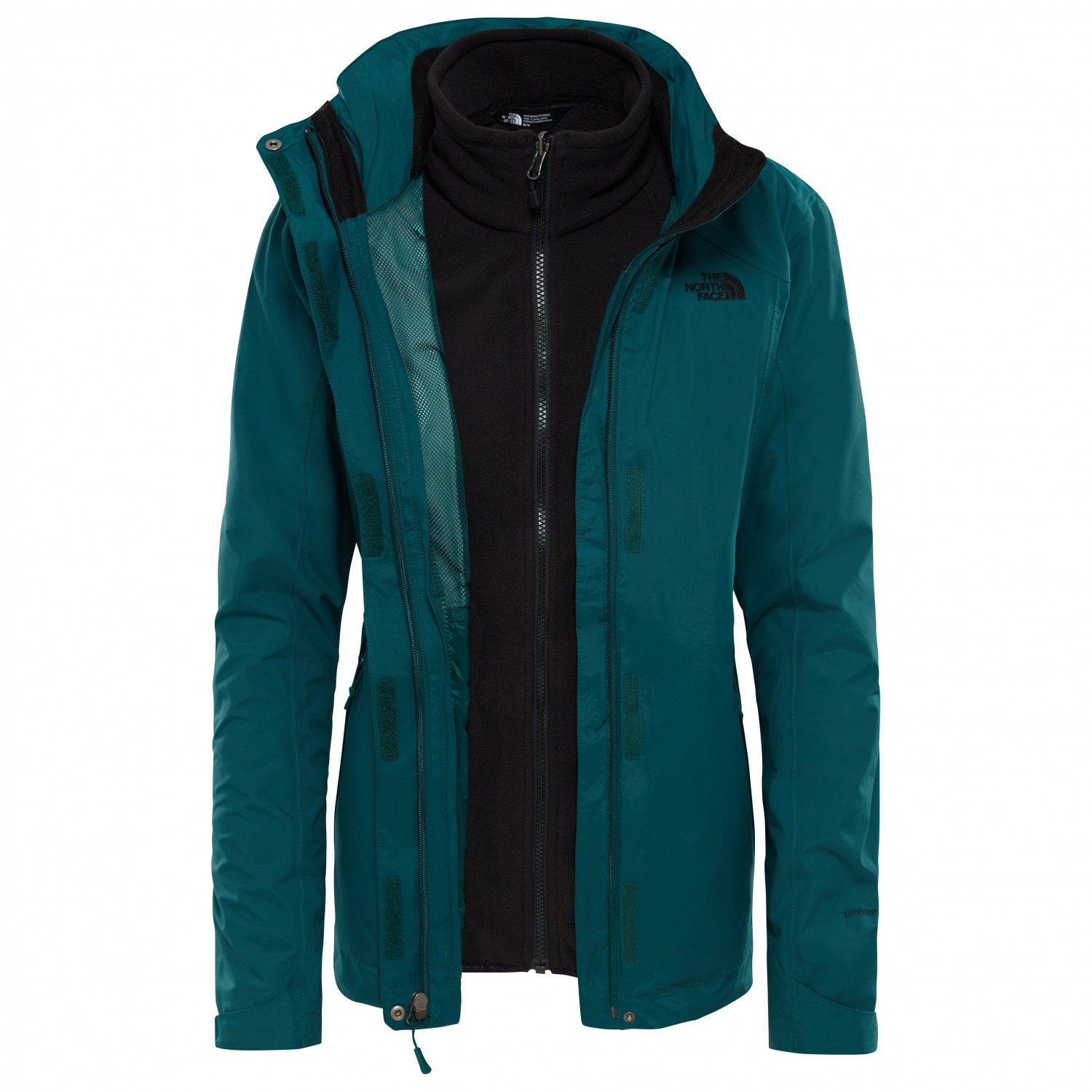 The North Face Evolution II Triclimate Doppeljacke Damen