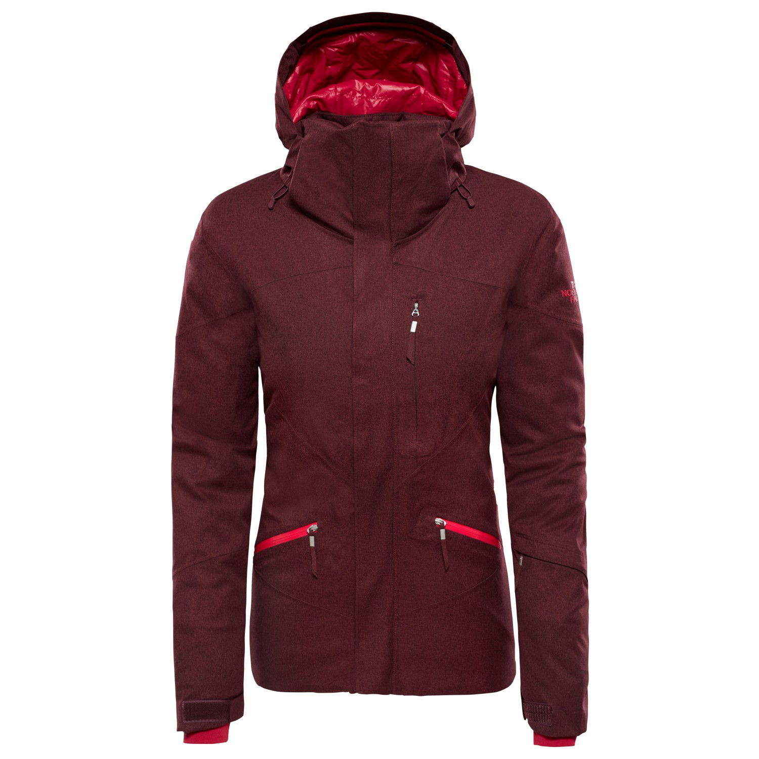 esqui mujer north face