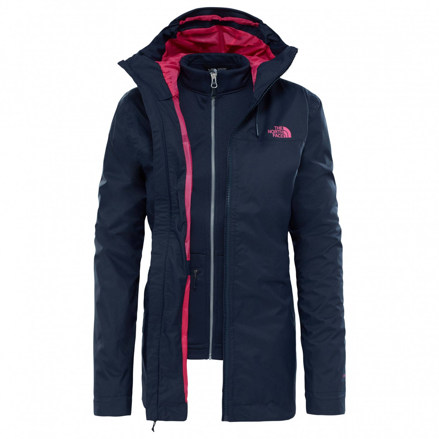 274ad5ef4 The North Face Morton Triclimate - 3-In-1 Jacket Women's | Buy ...