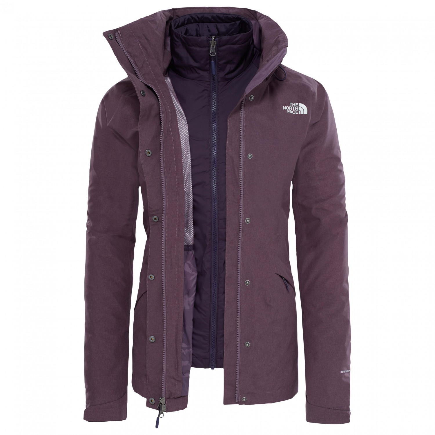 3a0d20526ba3 The North Face Naslund Triclimate Jacket - 3-In-1 Jacket Women s ...