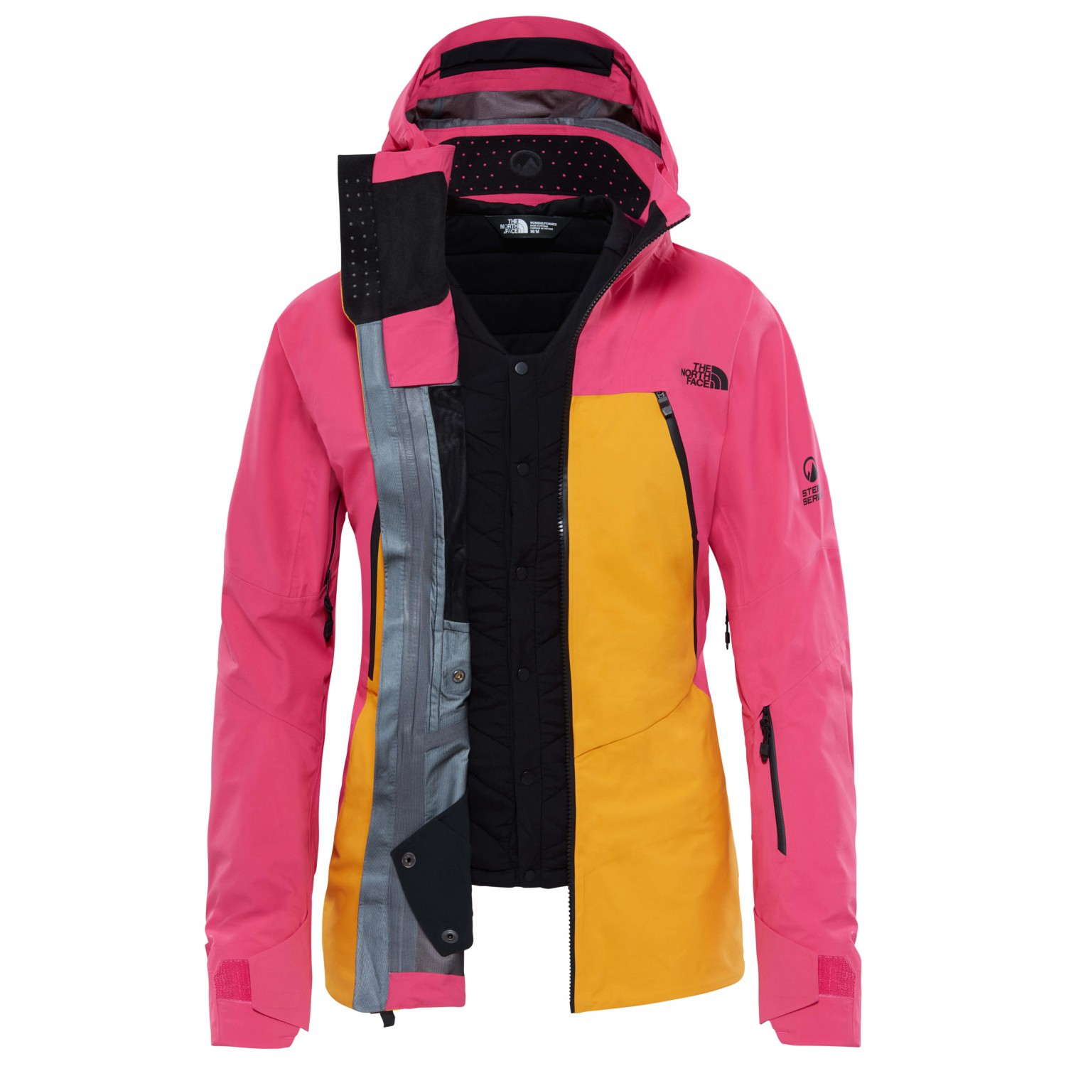 d93cc7928b47 The North Face Purist Triclimate Jacket Women s