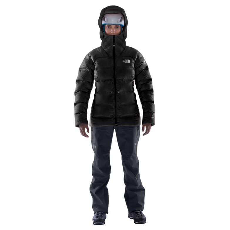 2084fb7dc The North Face Summit L6 Down Belay Parka - Down Jacket Women's ...