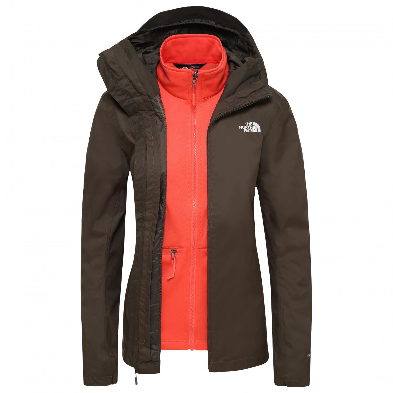 online retailer 098d2 32531 The North Face - Women's Tanken Triclimate Jacket - Doppeljacke - TNF Black  | XS