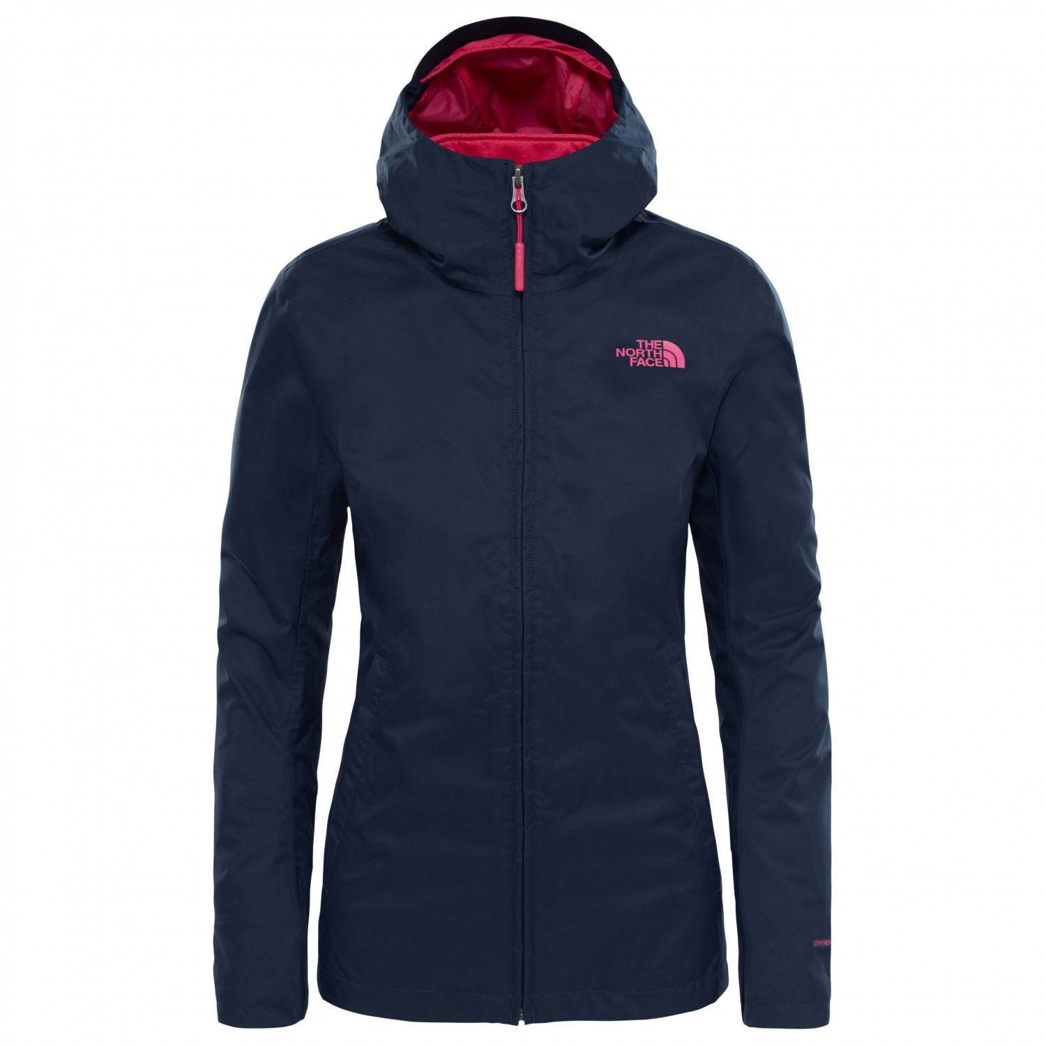 Trek Bike Size Chart >> The North Face Tanken Triclimate Jacket Women's | Free UK Delivery | Alpinetrek.co.uk