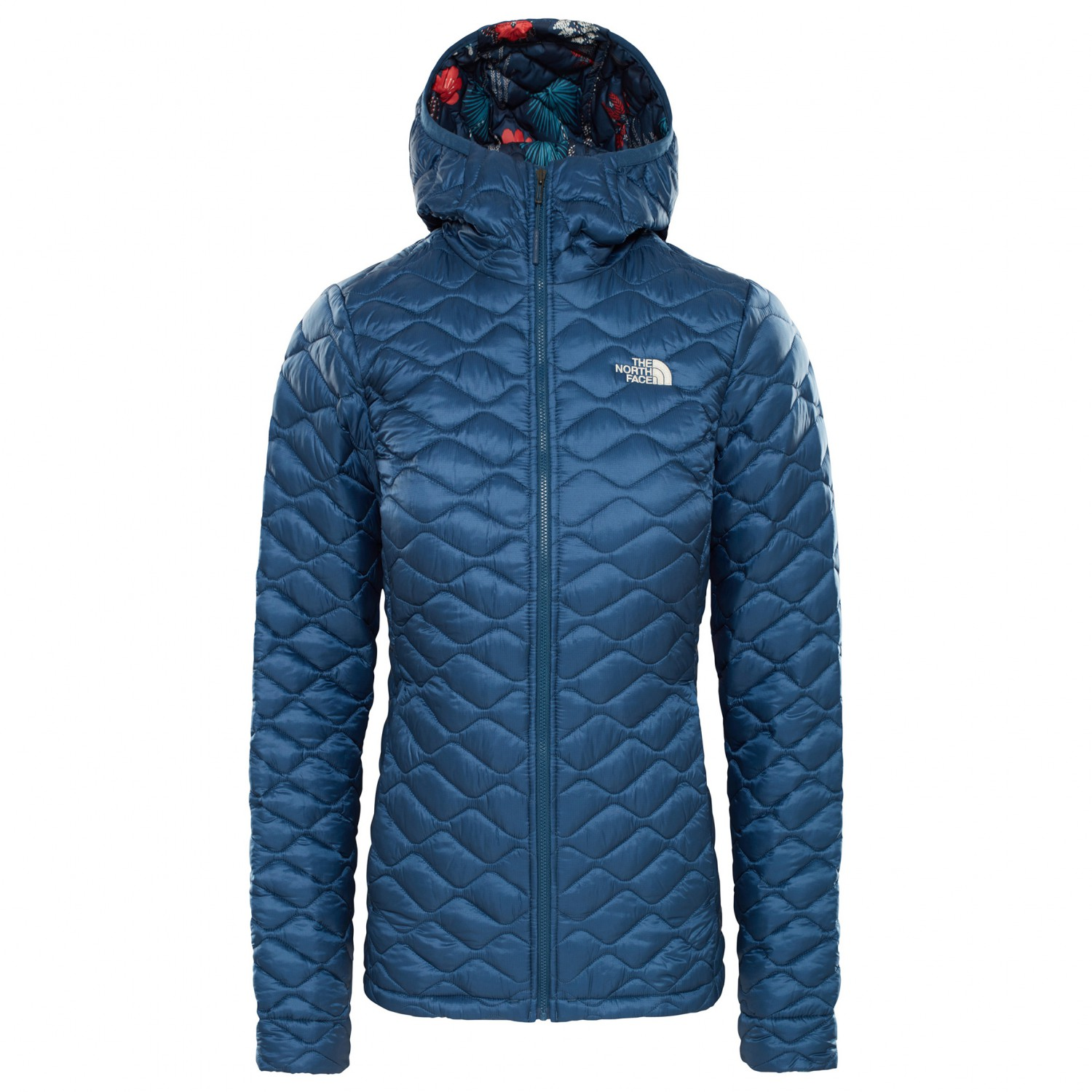 casual shoes best deals on super quality The North Face - Women's Thermoball Hoodie - Kunstfaserjacke - Four Leaf  Clover | M