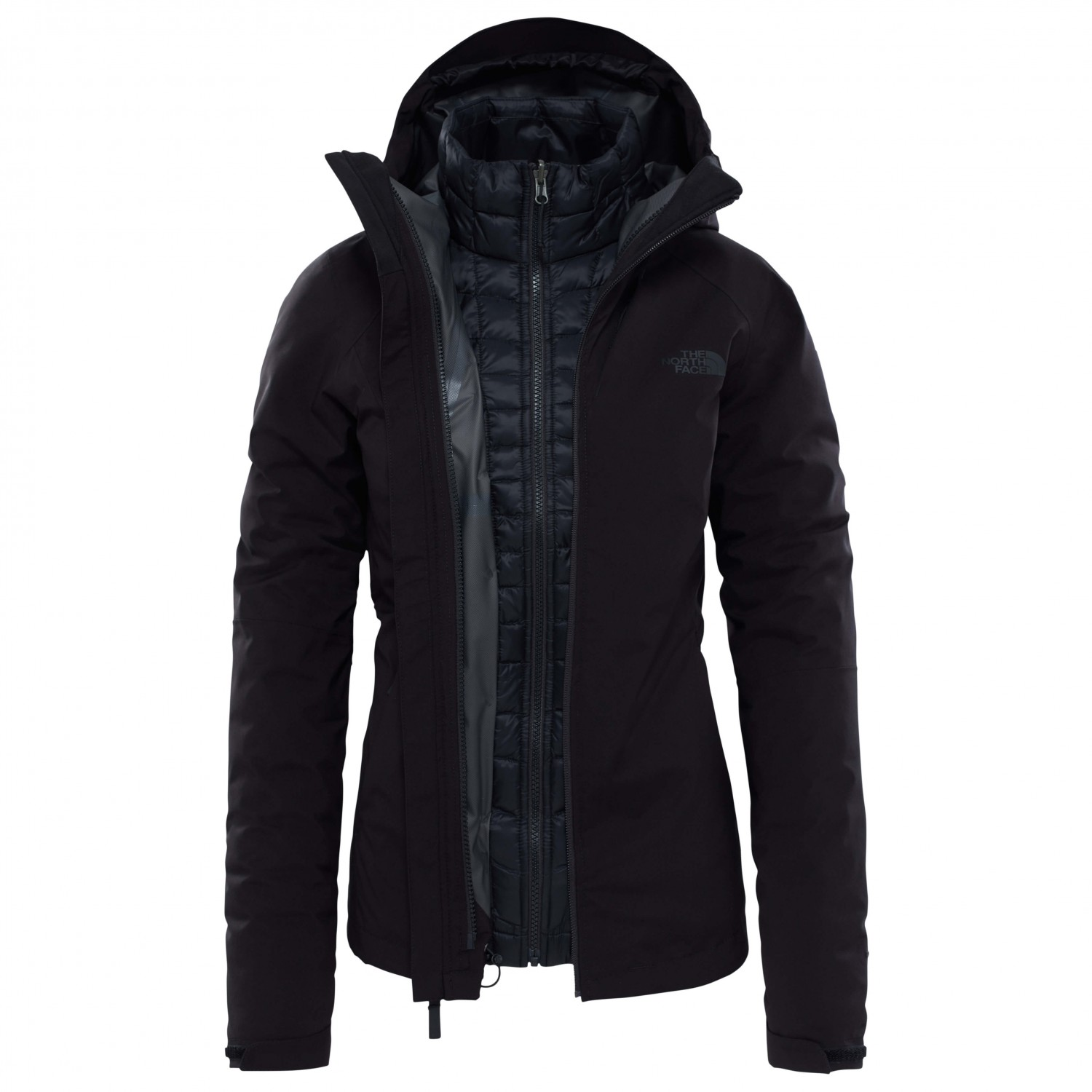 df8377f8566a The North Face Thermoball Triclimate Jacket - 3-In-1 Jacket Women s ...