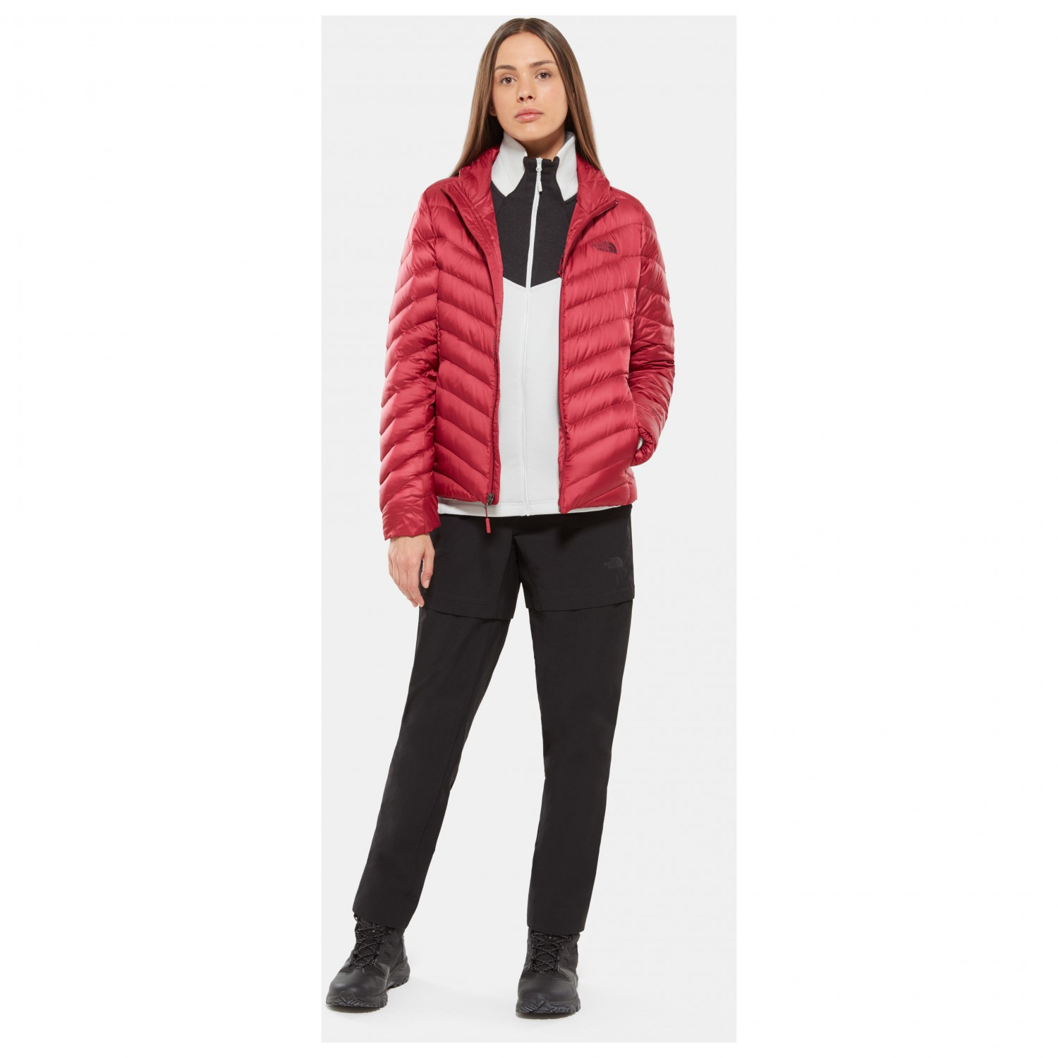 buy popular 8034f dad65 The North Face Trevail Jacket 700 - Daunenjacke Damen online ...