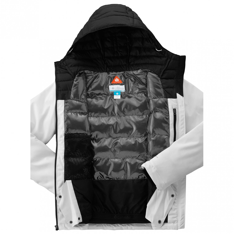 380b4121bf Columbia Salcantay Hooded Jacket - Skijacke Damen online kaufen ...