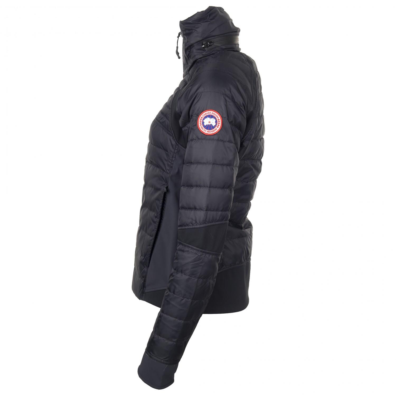 Veste Canada Perren D'hiver Ladies Goose Hybridge Jacket Femme PXZiuOk
