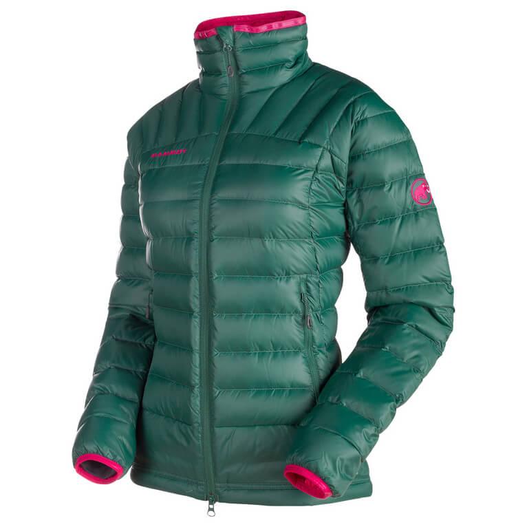 09162073 Mammut Kira Insulated Jacket - Dunjakke Dame køb online | Bergfreunde.dk