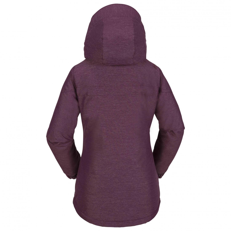 volcom bolt ins jacket ski jacket women 39 s free uk delivery. Black Bedroom Furniture Sets. Home Design Ideas