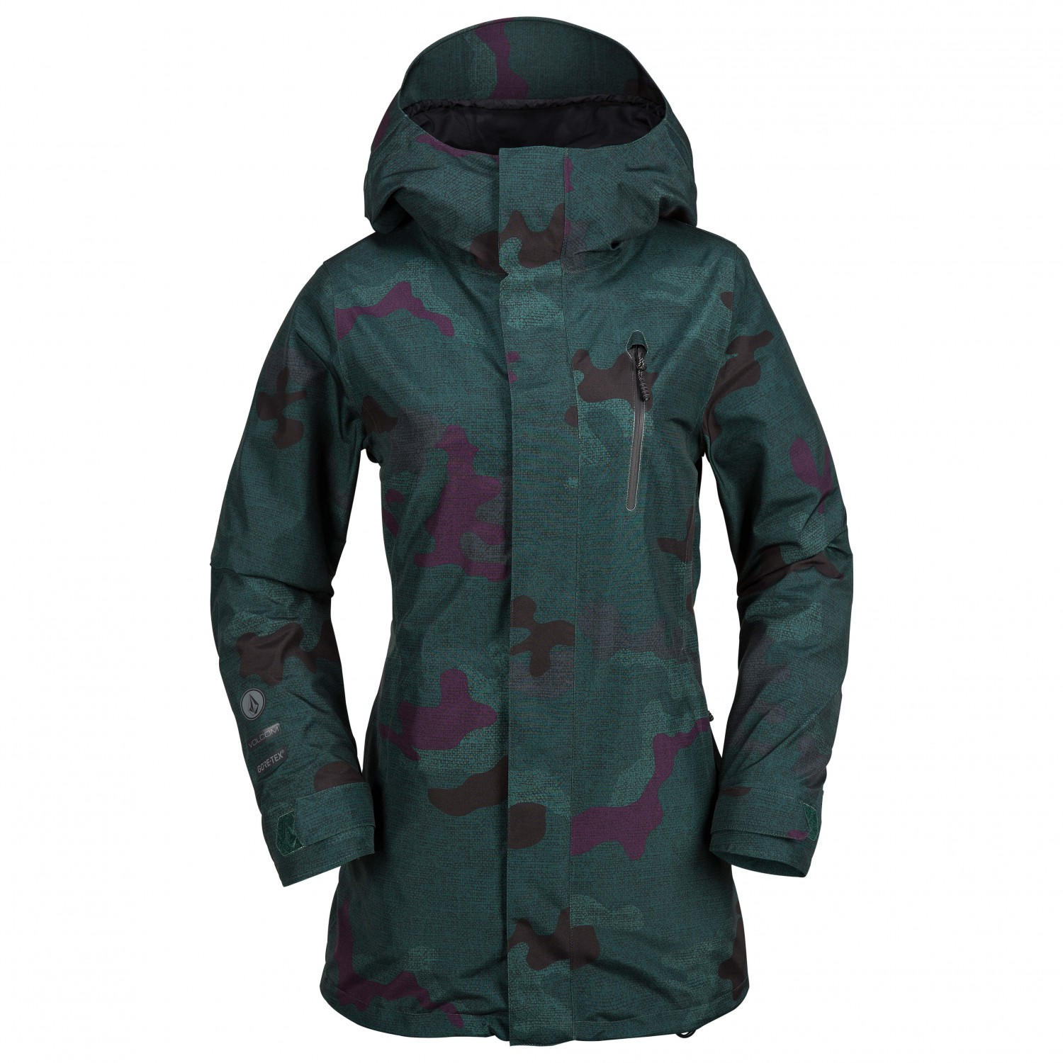 volcom gore tex jacket ski jacket women 39 s buy online. Black Bedroom Furniture Sets. Home Design Ideas