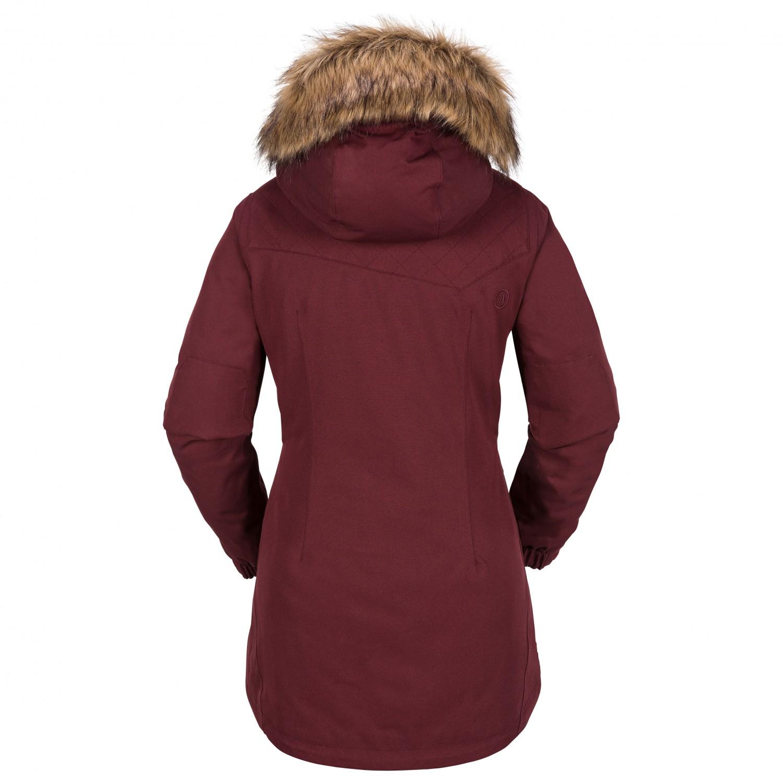 volcom shadow ins jacket skijacke damen online kaufen. Black Bedroom Furniture Sets. Home Design Ideas