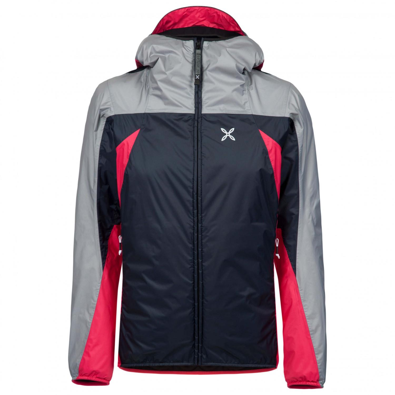Woman Synthetic Trident Jacket Women's Montura hdxoCQtrBs