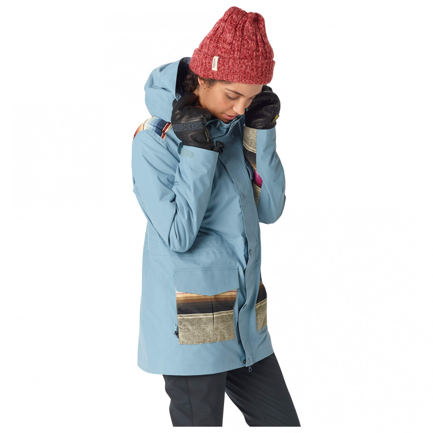 Burton ladies ski jackets uk