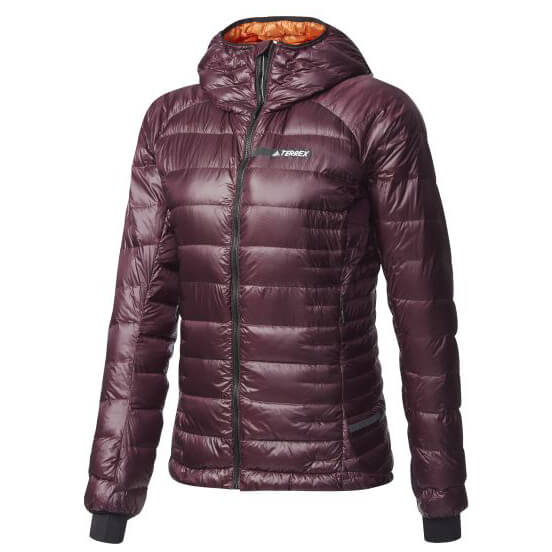 Adidas Terrex Climaheat Agravic Down Hooded Jacke