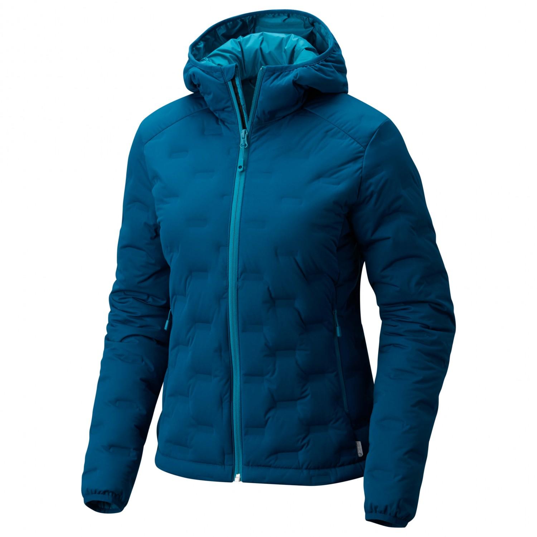 eea47cf6c Mountain Hardwear Stretchdown DS Hooded Jacket - Down Jacket Women's ...