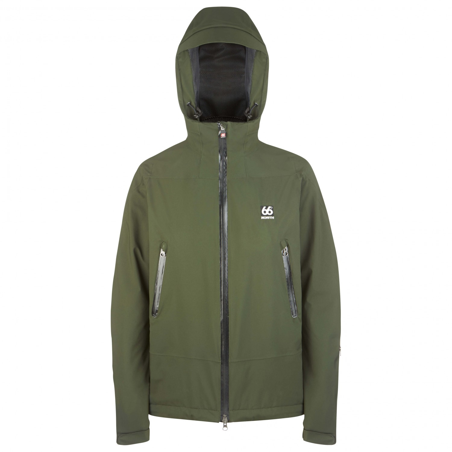 66 NORTH Snaefell Down Parka: : Bekleidung