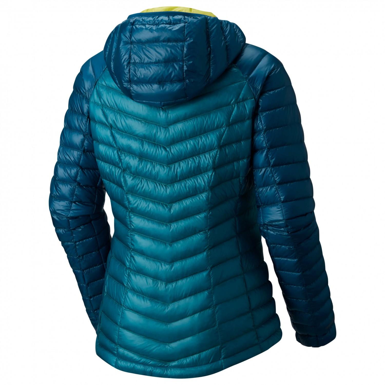 a8324af256 ... Mountain Hardwear - Women's Ghost Whisperer Down Hooded Jacket - Down  jacket ...
