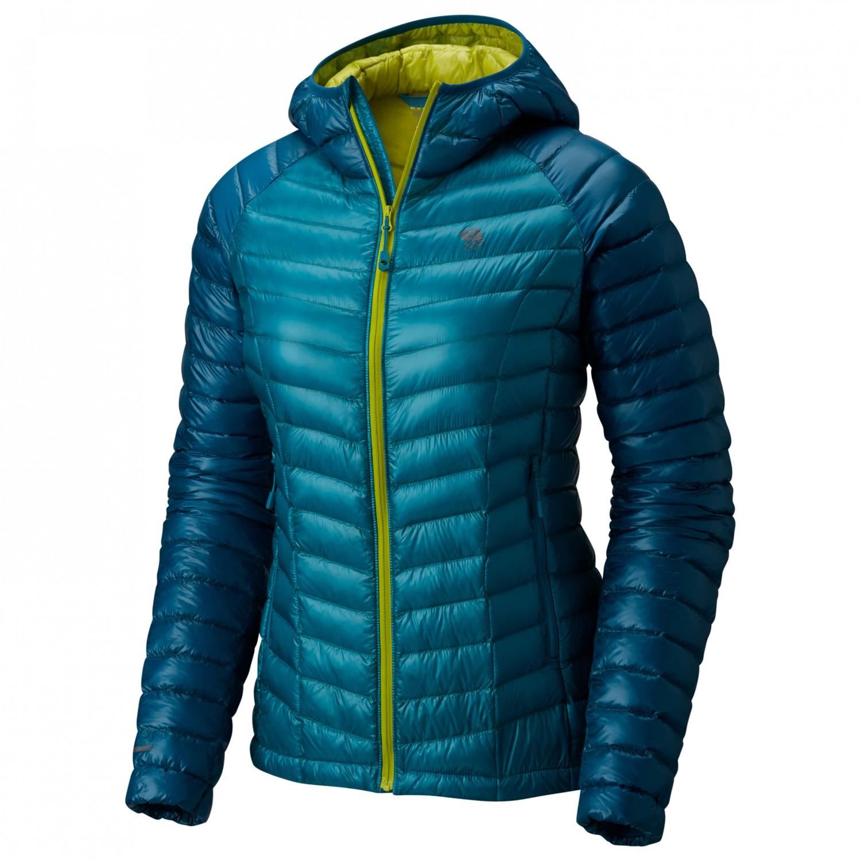 innovative design 39945 ce585 Mountain Hardwear Ghost Whisperer Down Hooded Jacket ...