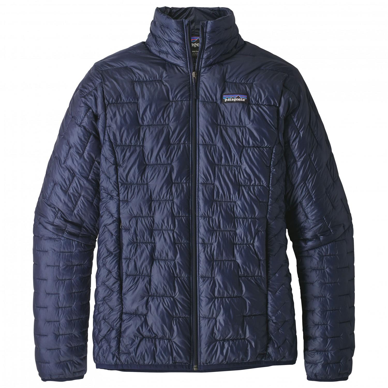 Patagonia Women's Micro Puff Jacket Kunstfaserjacke Classic Navy | XS