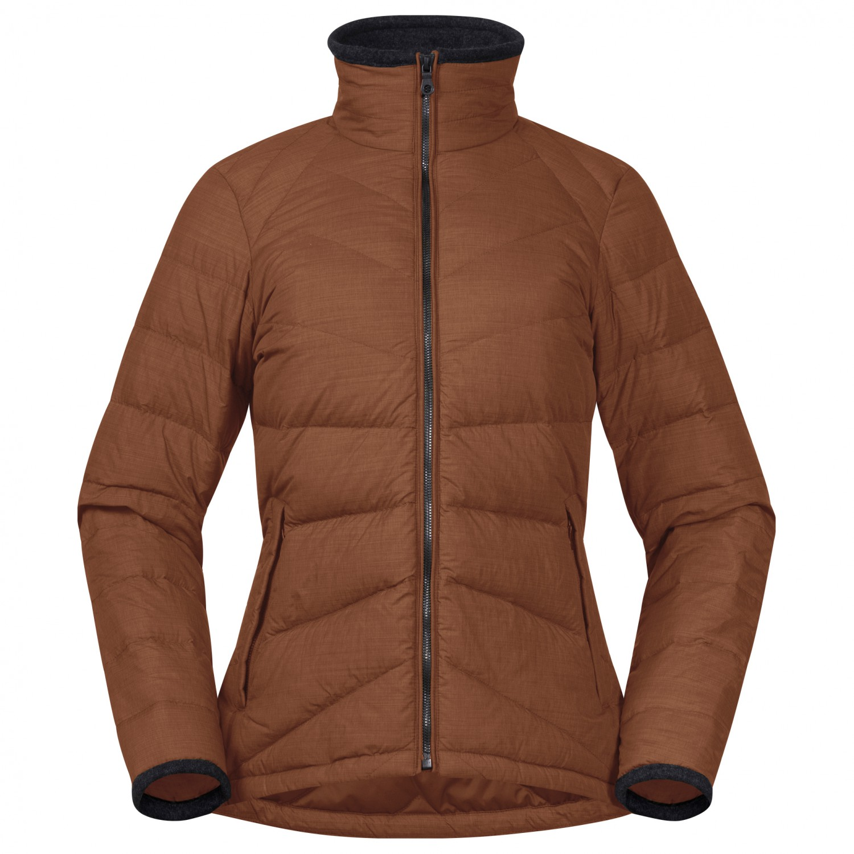 6498ace9 Bergans Oslo Down Light Jacket - Dunjakke Dame | Gratis forsendelse ...