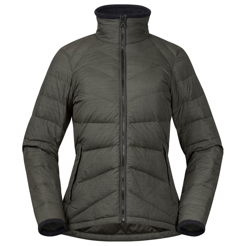 check out 8c757 f0bad Bergans - Women's Oslo Down Light Jacket - Daunenjacke - Dark Navy Melange    L