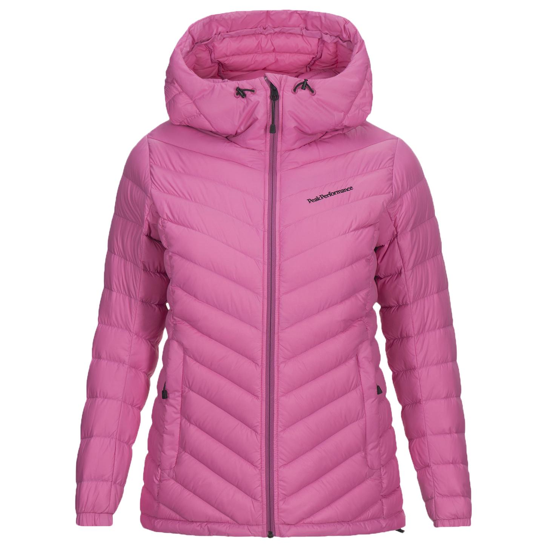 Peak Performance Frost Down Hood - Down Jacket Women's ...