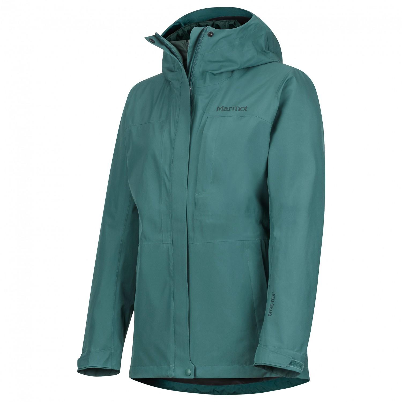 zapatos para correr comprar nuevo 100% de garantía de satisfacción Marmot - Women's Minimalist Comp Jacket - Chaqueta dobles - Mallard Green |  XS