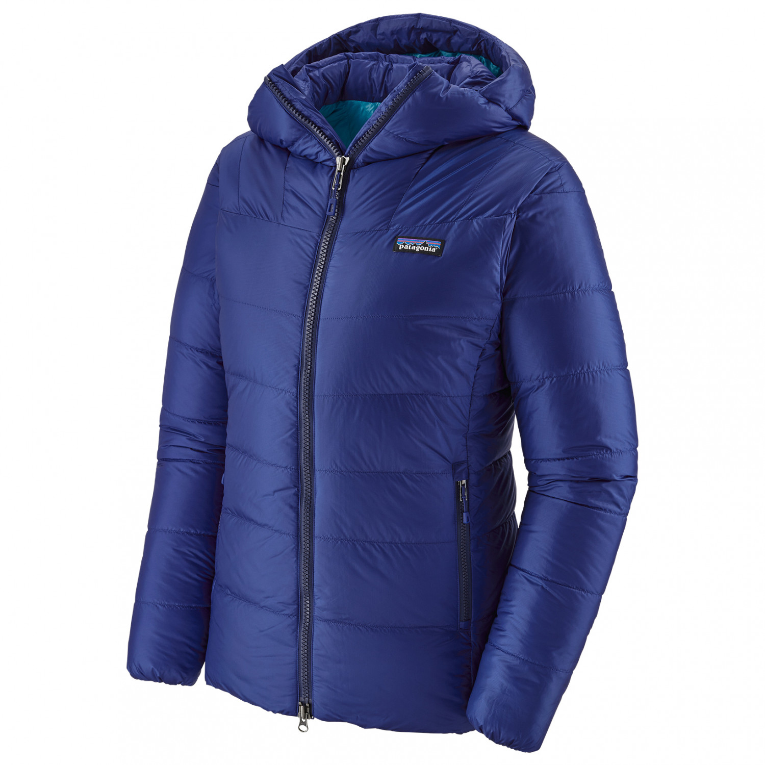 newest 063b2 61d0f Patagonia - Women's Fitz Roy Down Parka - Giacca in piumino - Cobalt Blue    XS