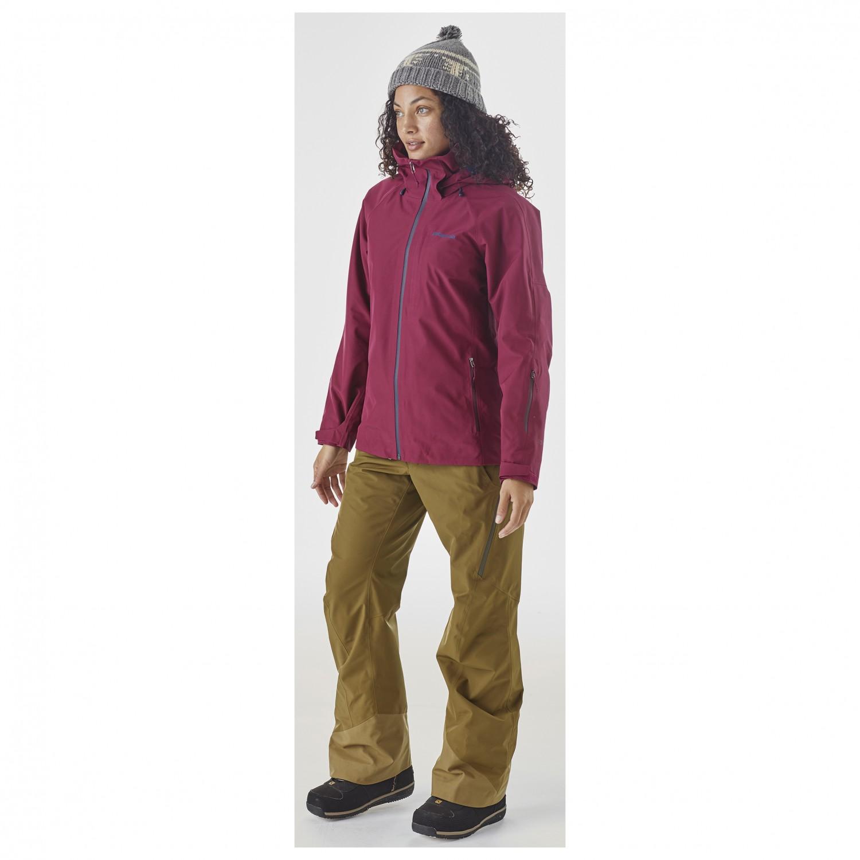 finest selection 0a12f a6b91 Patagonia Insulated Powder Bowl Jacket - Skijacke Damen ...