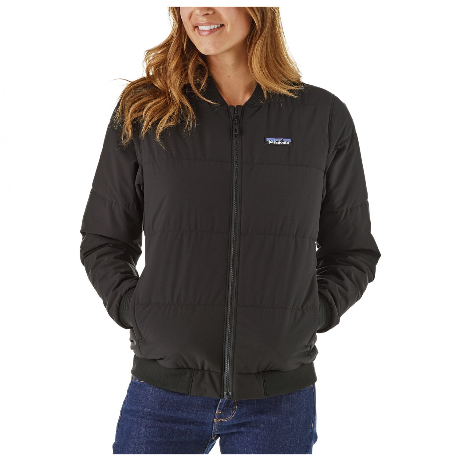 aa123447d69 ... Patagonia - Women s Zemer Bomber Jacket - Synthetic jacket ...