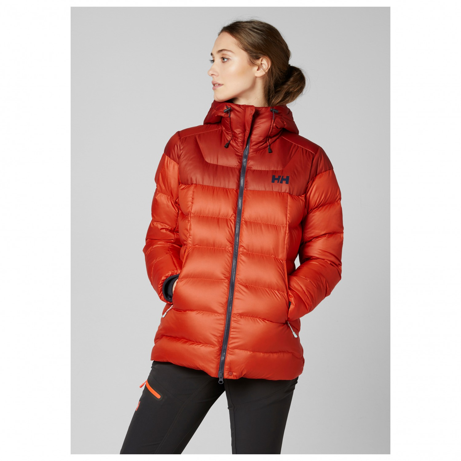 Down Dragon Jacket Glacier Helly FruitXS Hansen Women's Vanir Daunenjacke OXZiuPk