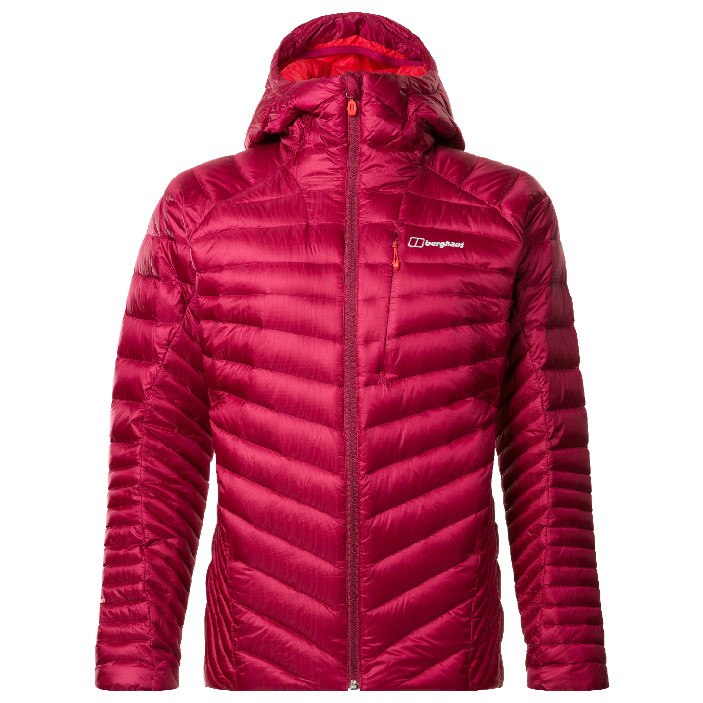 the best attitude c87bb 12090 Berghaus - Women's Extrem Micro 2.0 Down Jacket - Giacca in piumino - Beet  Red | 8 (UK)