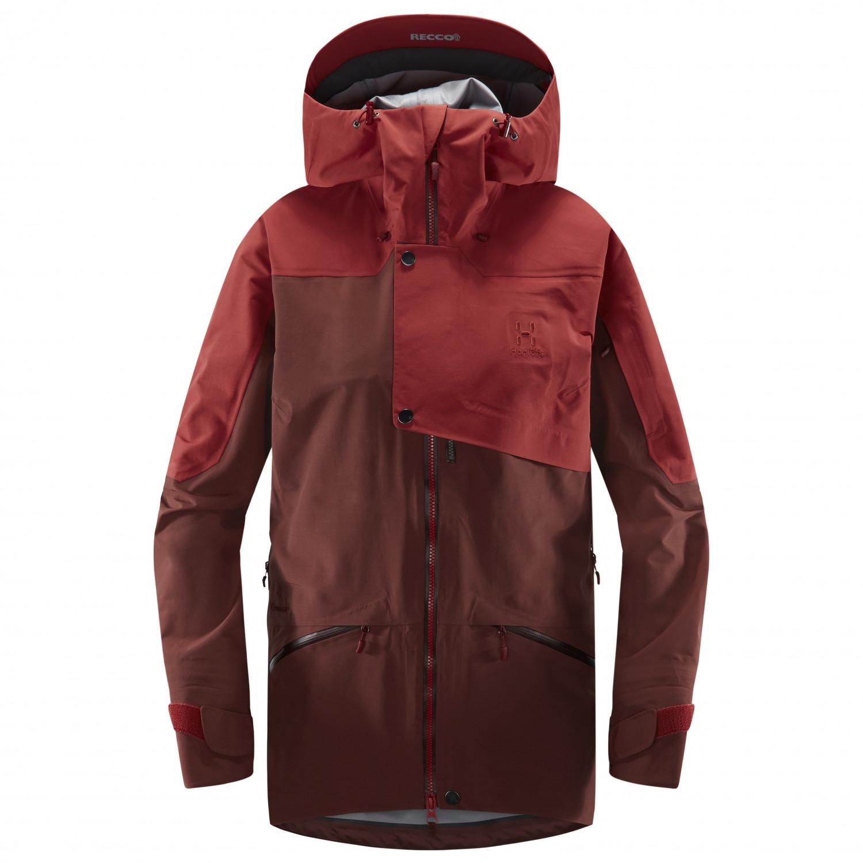 Haglöfs Khione 3L Proof Jacket Laskettelutakki Naiset