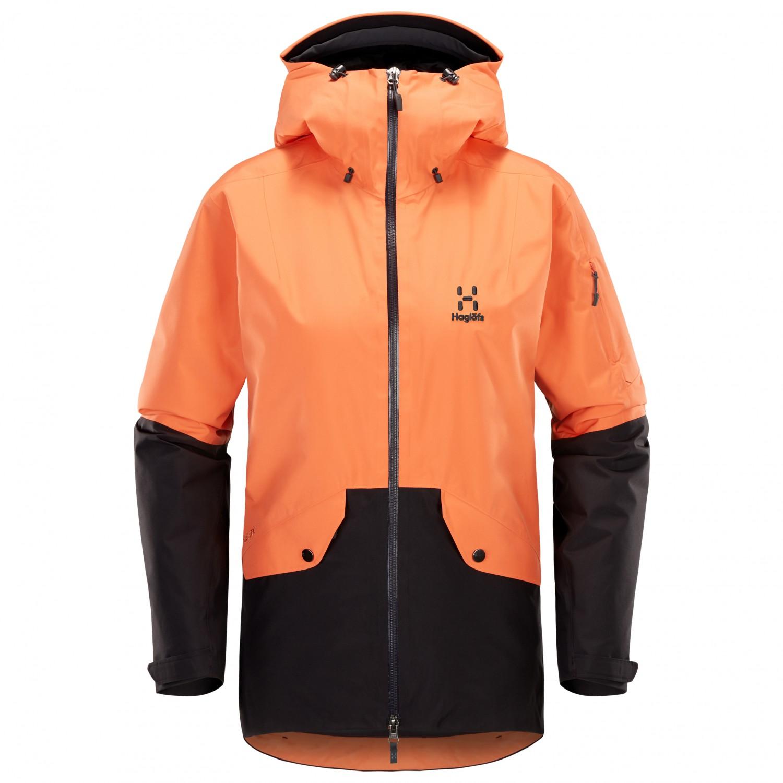 Haglöfs - Women s Khione Insulated Jacket - Laskettelutakki ... 4f2a602866
