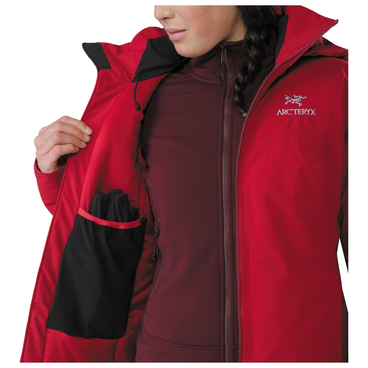 952a0b087c Arc'teryx Fission SV Jacket - Winter Jacket Women's | Free UK ...