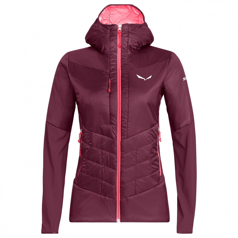 Salewa Women's Ortles Hybrid TW CLT Jacket Wolljacke Ocean 0340 | 32 (EU)